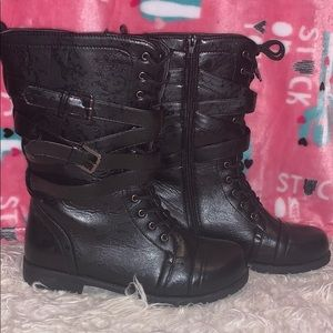 Shoes - Brand New Black Boots